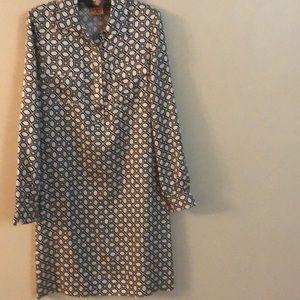 Tory Burch Silk print dress